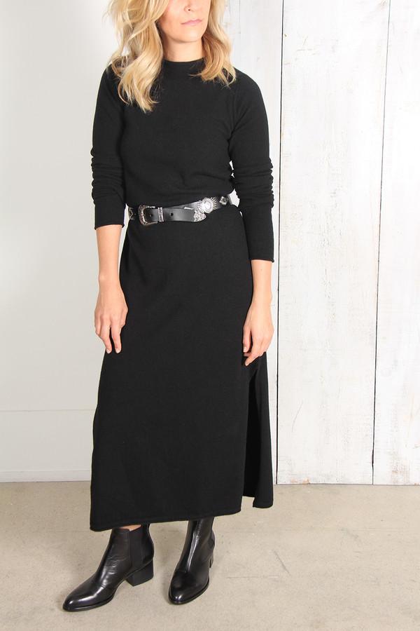 Helmut Lang CASHMERE DRESS
