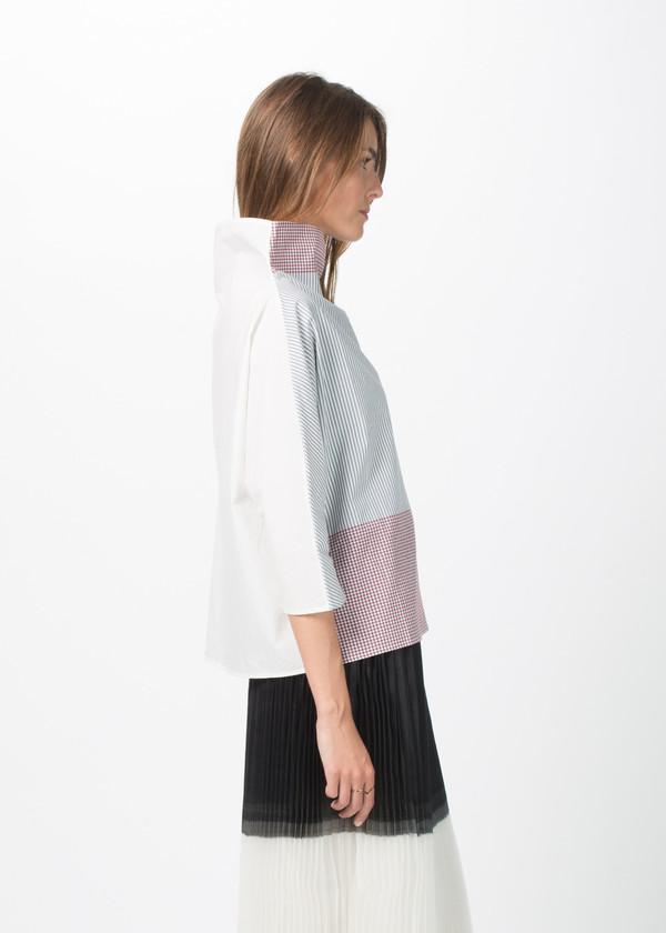 Sara Lanzi Lightweight Contrast Pullover