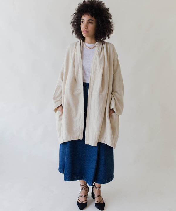 Delphine Antwerp Coat