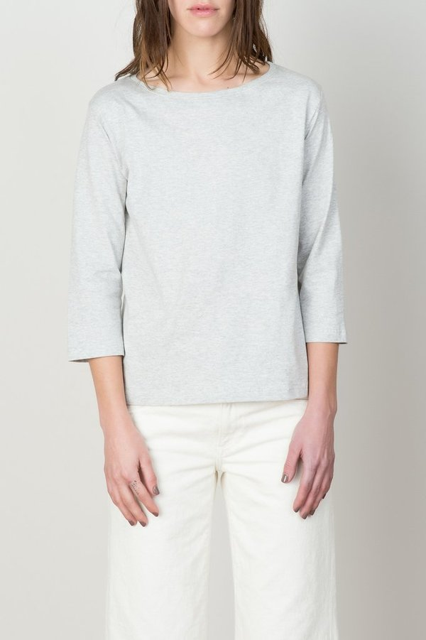 Kowtow Building Block Boat Neck Top