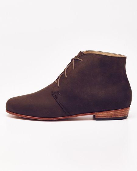 Nisolo Harper Chukka Boot Steel