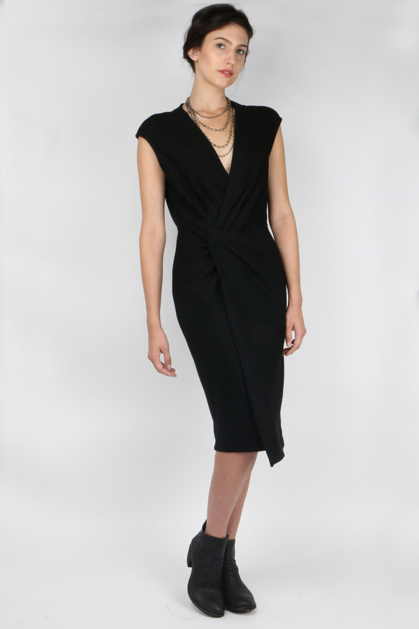 Obakki Fissure Dress