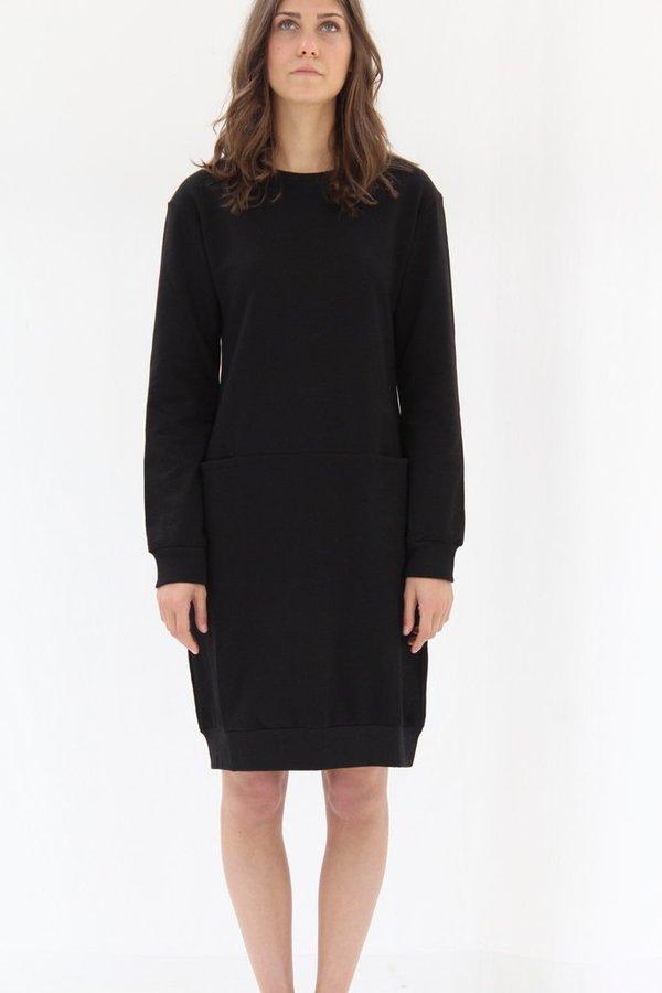 Kowtow Focus Dress Black