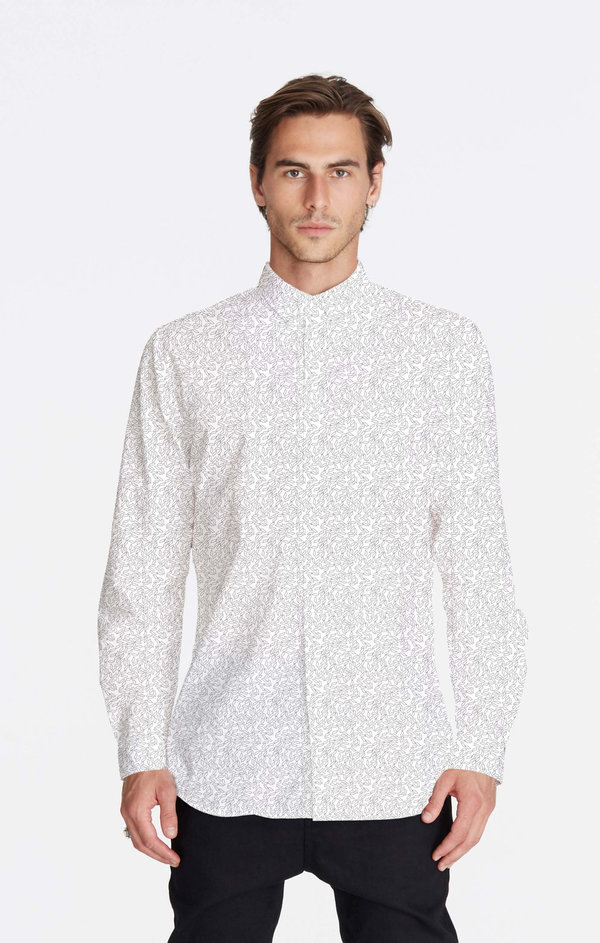 Men's Zanerobe Shatter 7ft LS Shirt
