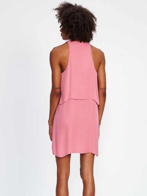 Nikki Chasin STORM FLAP COCKTAIL DRESS