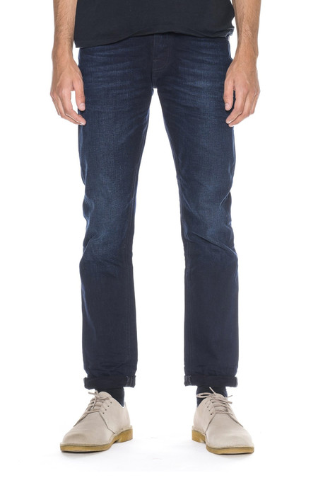 Men's Nudie Jeans Steady Eddie | Inky Dawn