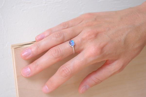 Olivia Kane Classic Mood Ring