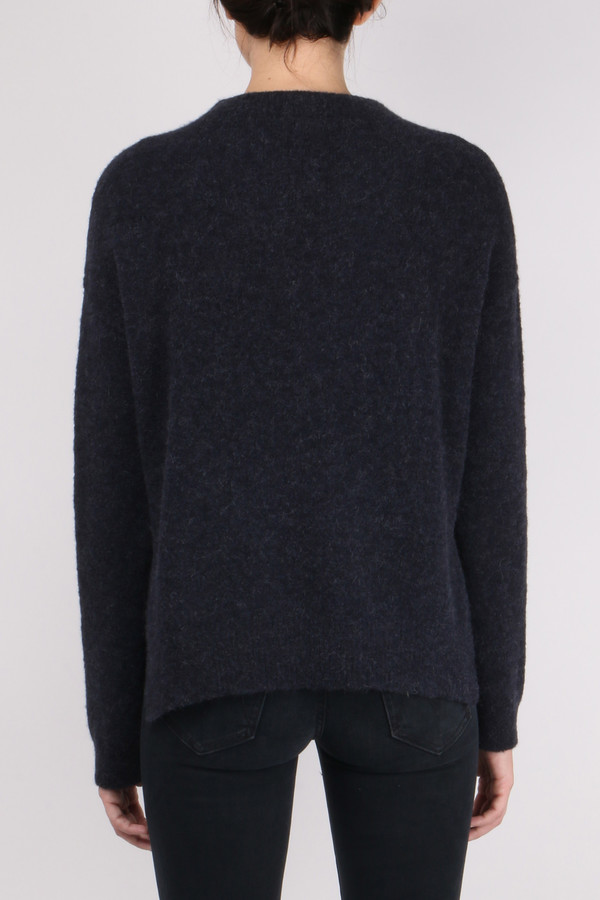 Pomandere Mock Neck Sweater