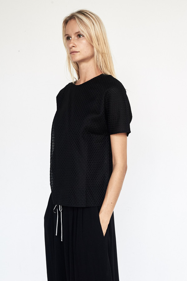 Reality Studio Cotton Tua Blouse