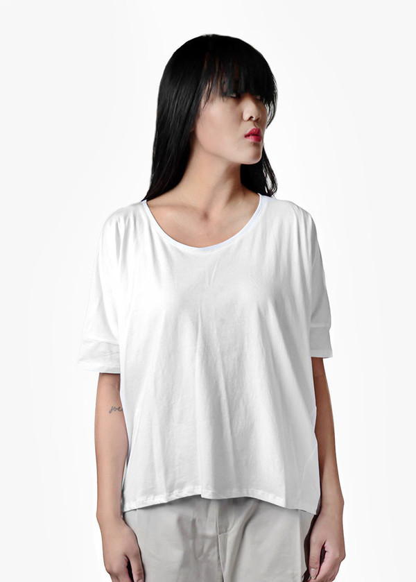 Kowtow - Building Block Oversized Top