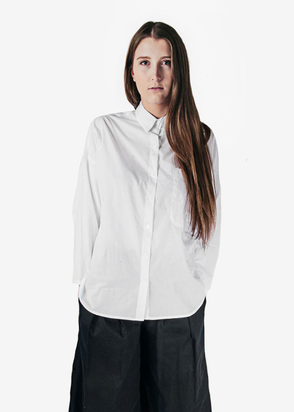 Study-NY - Convertible Button-up Shirt