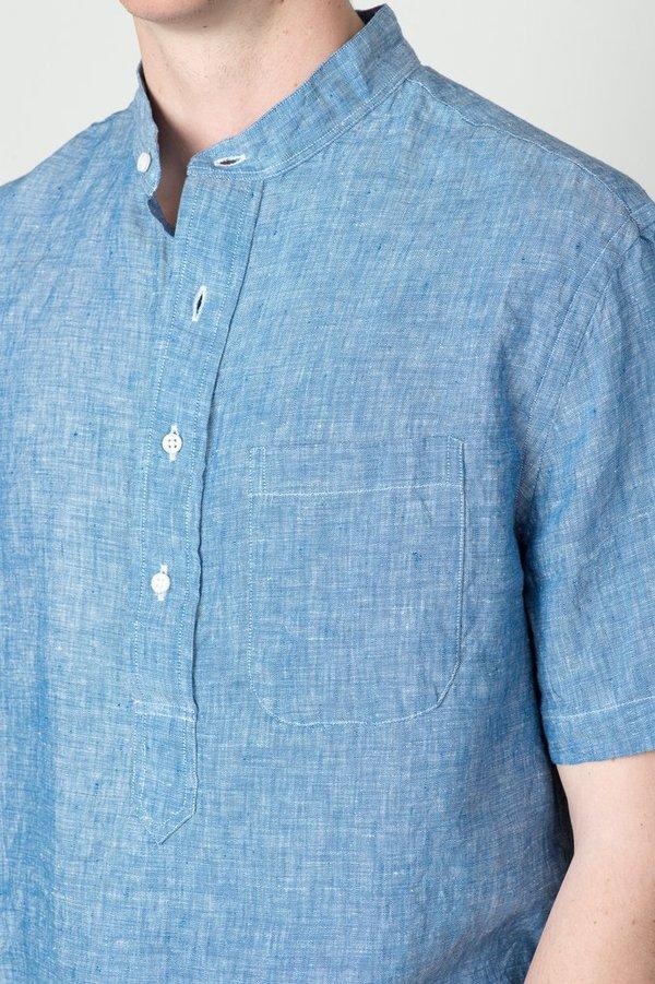 Men's Gitman Vintage - Linen Popover