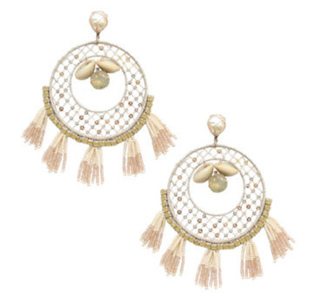 Deepa Gurnani Denise Earrings