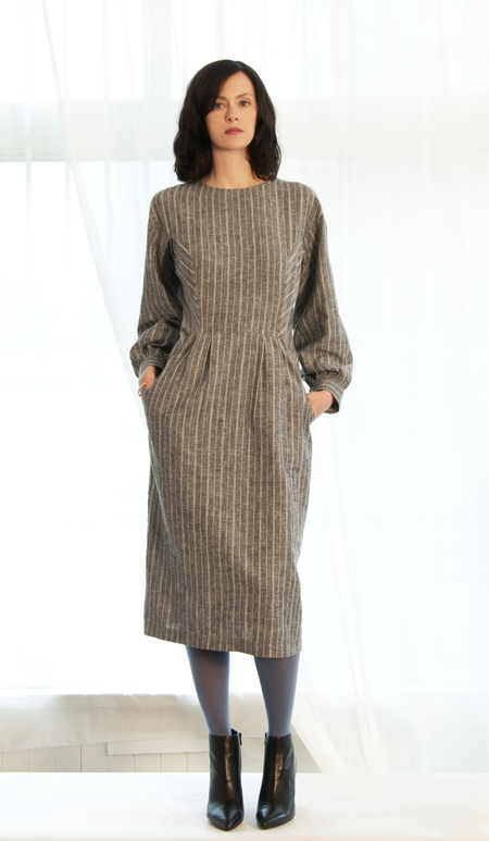Sunja Link 'Gusset Sleeve' dress
