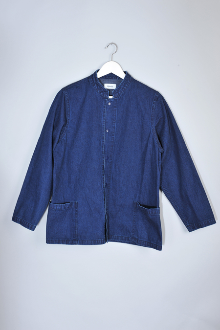 Denim Engineer Jacket by Chimala