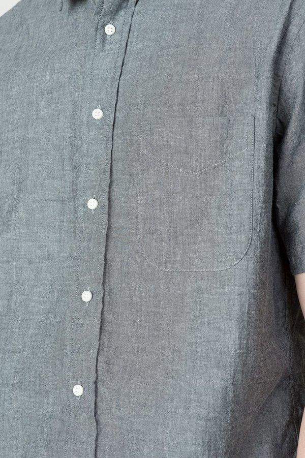 Men's Short Sleeve Button Down