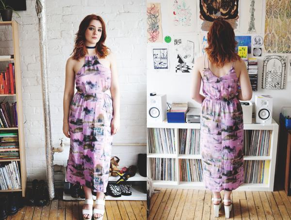 Samantha Pleet Ishtar Dress