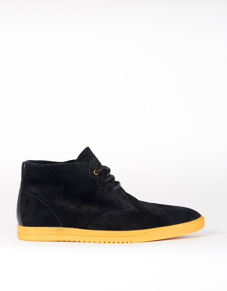 Men's Clae Strayhorn Unlined Black Gum