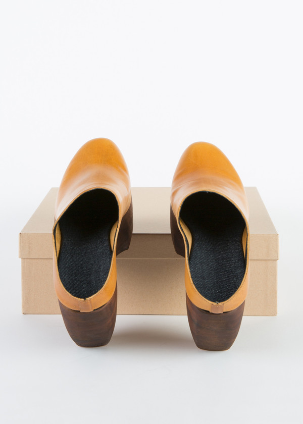 Simon Miller Wooden Platform Clog