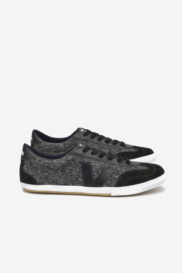 VEJA Volley Sneaker in black
