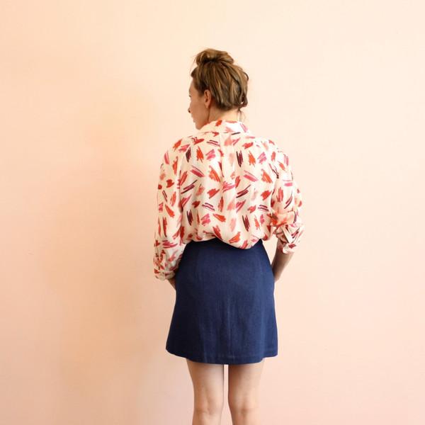 Rachel Antonoff Sandra oversize top - tester