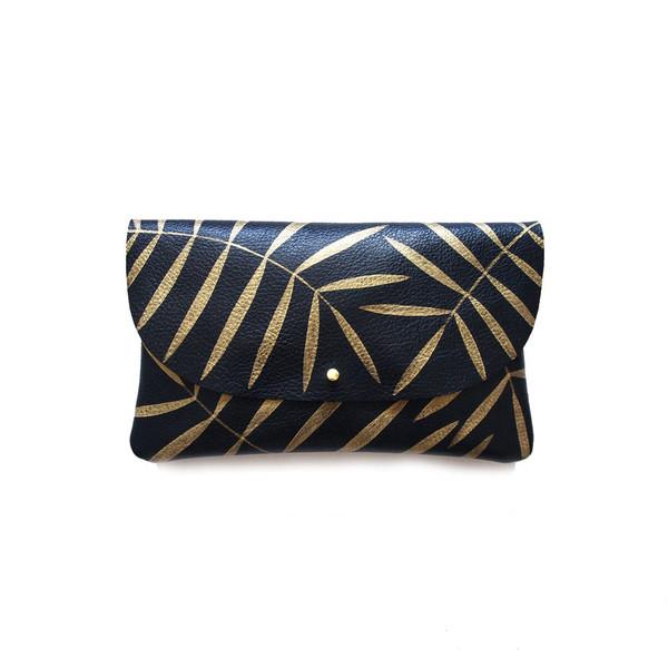 Kertis - Golden Palm Wallet Pouch