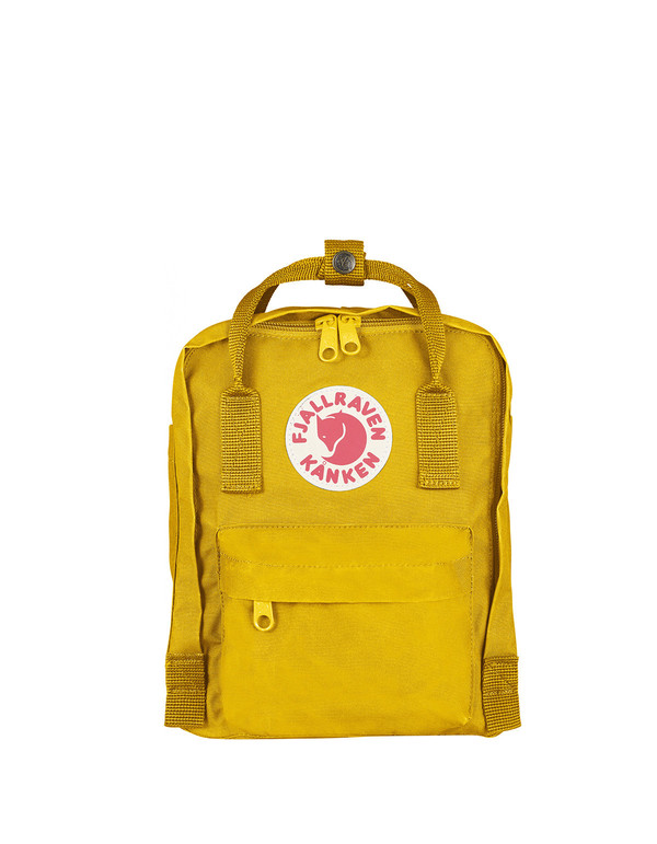 Fjallraven Kanken Mini Backpack Warm Yellow