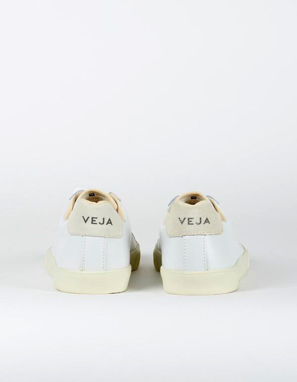 Veja Esplar Low Leather Sneaker Extra White