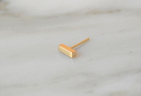 Kristen Elspeth Bar Studs