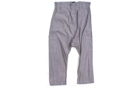 Pietsie Fez Pant in Stripe Cotton