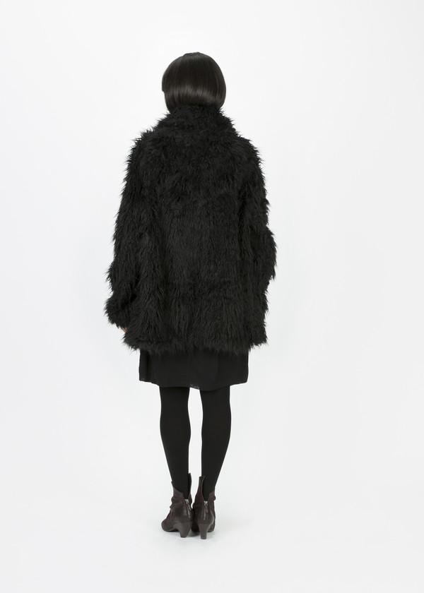 Oversize Namath Coat