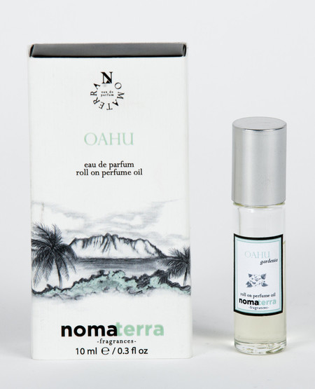 Nomaterra - Oahu Gardenia Roll On Perfume