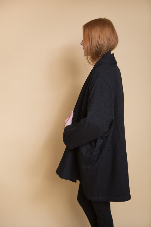 Atelier Delphine Antwerp Coat / Black