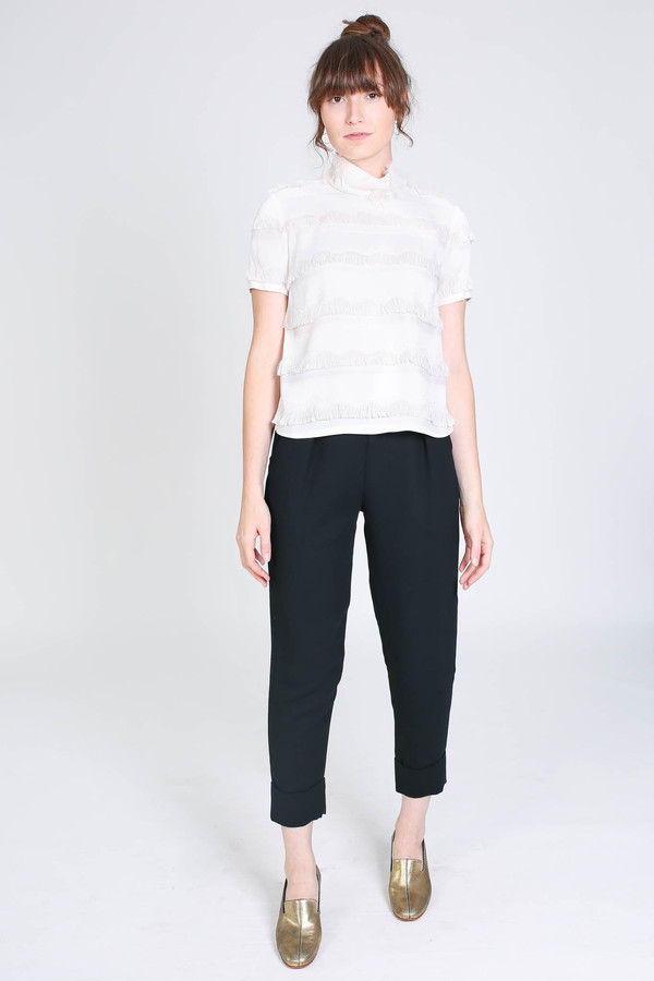 Rachel Comey Apprentice top in ivory