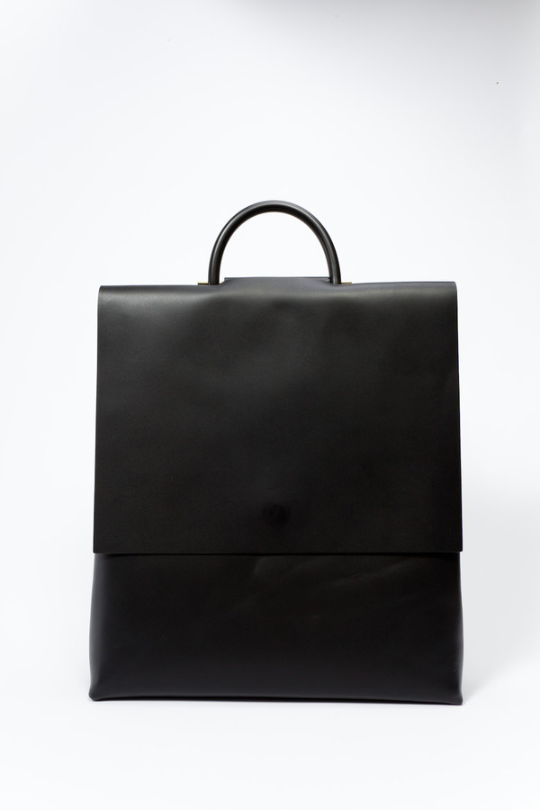 Building Block Rucksack Black