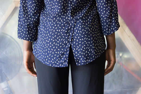 Dagg & Stacey Eugenia Blouse