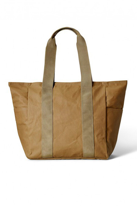 Filson Medium Grab N Go Tote Tan