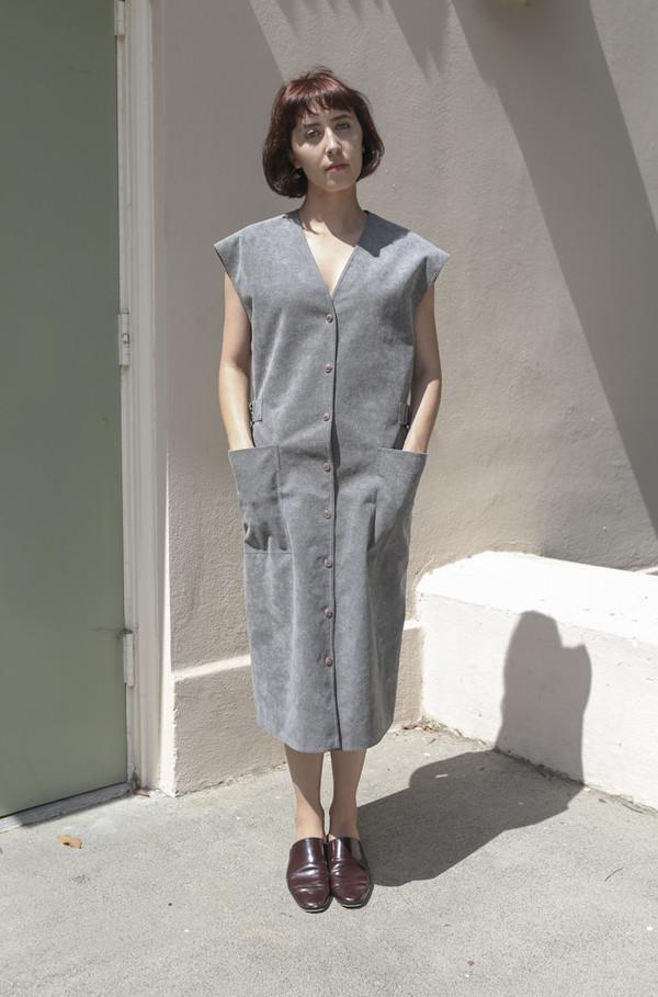 NONNA Vintage Bill Blass Ultrasuede Tunic/Vest