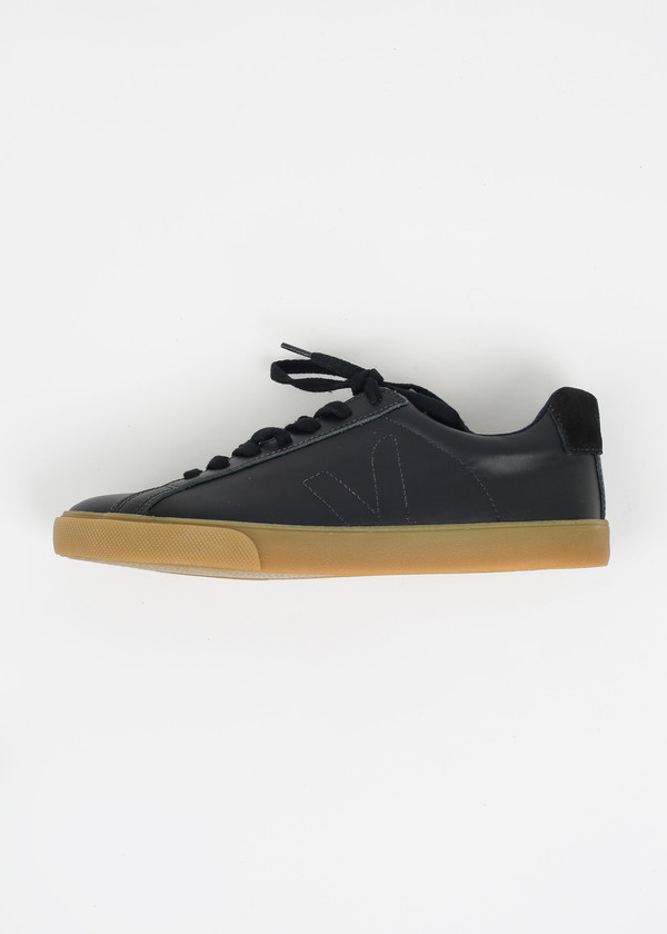 VEJA Black Esplar LT Sneaker