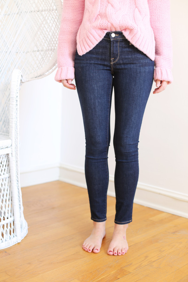 FRAME Denim Le Skinny de Jeanne in Queens Way