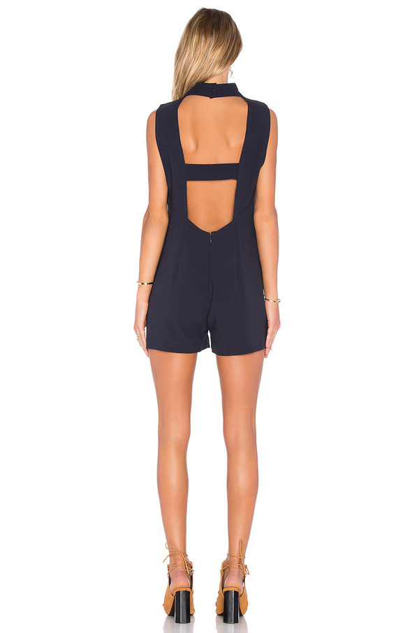 Cosette Clothing *Curtis Romper*