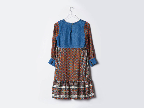 Warm Love Street Dress