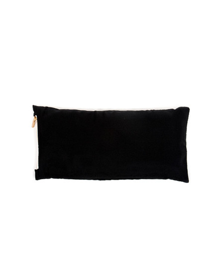 Chay Silk Eye Pillow in Black