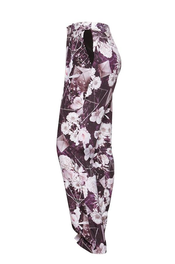 Something Else Space Floral Pants
