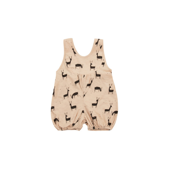 Rylee & Cru Deer Playsuit