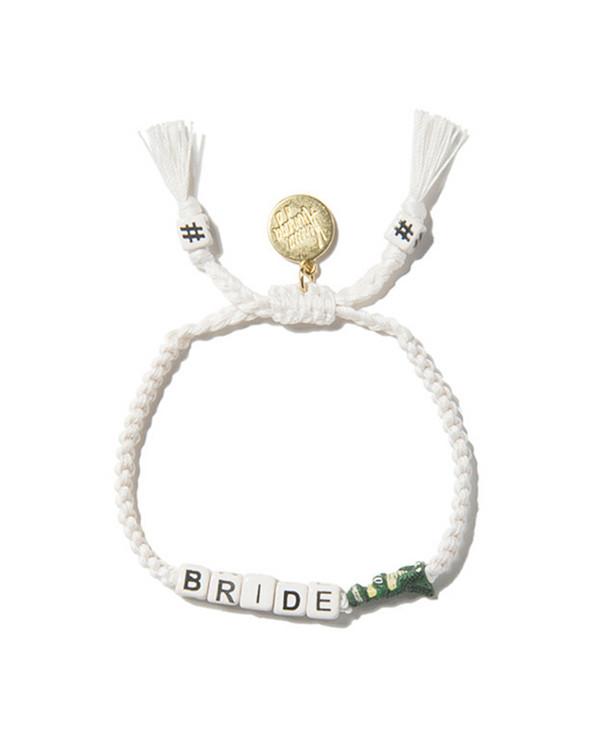 Venessa Arizaga Bridezilla Bracelet