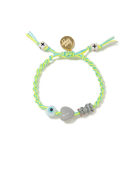 Venessa Arizaga I Love Cats Friendship Bracelet