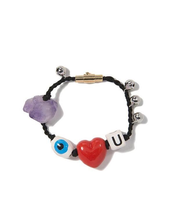 Venessa Arizaga Love Stone Bracelet
