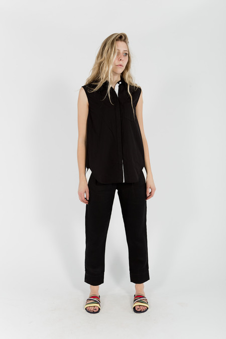 Band of Outsiders Sleeveless Shirt