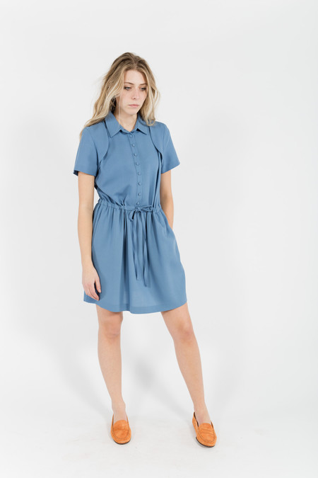 Maison Kitsune Jane Dress